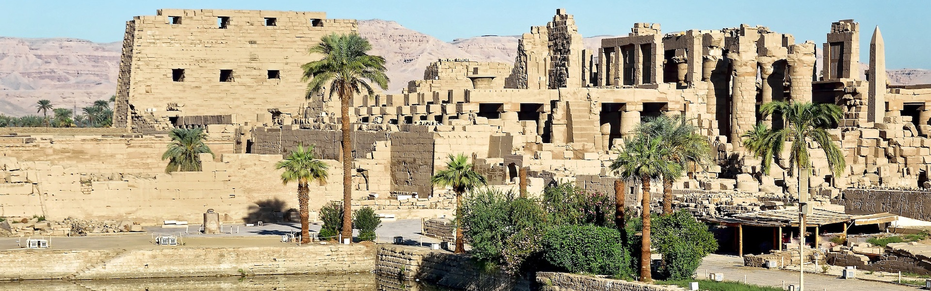 architectuur Karnaktempel